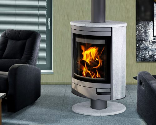 Wittus Fire By Design Contemporary Wood Stoves And Fireplaces - Burning-wood-stoves-from-sideros